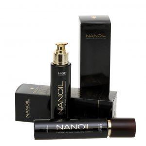 olejek do włosów Nanoil z olejkiem z awokado